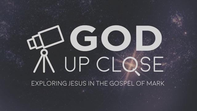 GOD UP CLOSE
