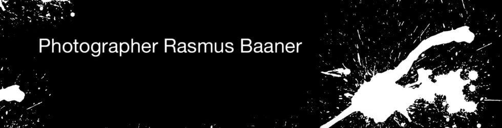 Photographer Rasmus Baaner