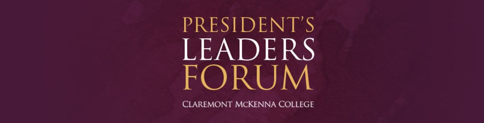 President's Leaders Forum