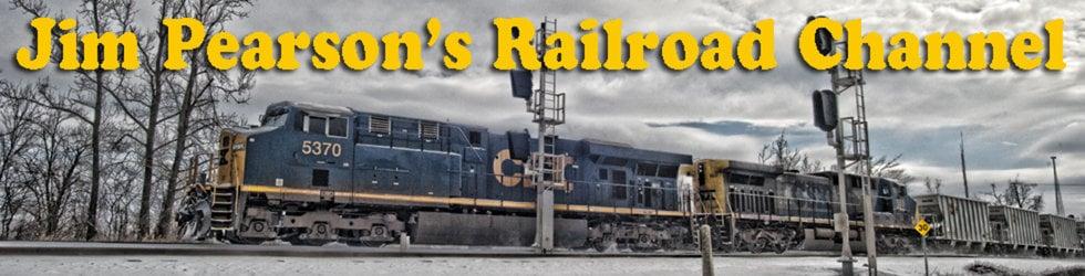 Jim Pearson's Railroad Channel
