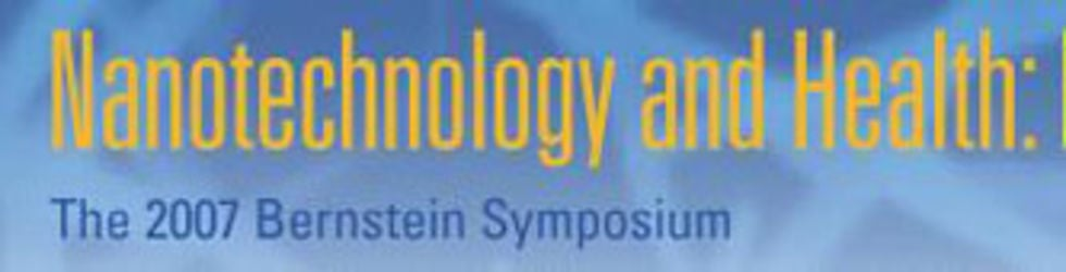 2007 RSC Symposium -- 'Nanotechnology and Health'