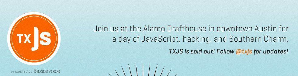 Texas JavaScript | TXJS