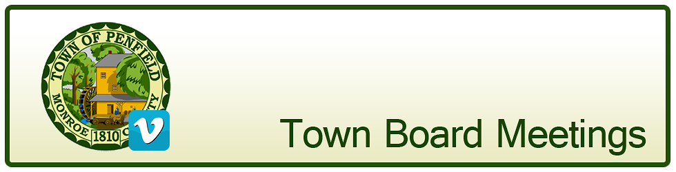Town Board Meetings