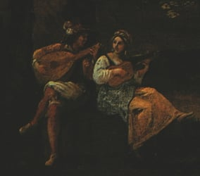 Lutes and Early Guitars