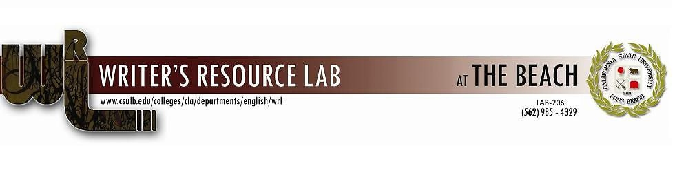 The Writer's Resource Lab