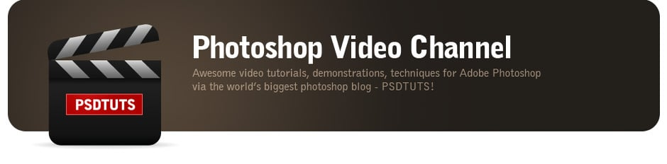 Photoshop Video - PSDTUTS