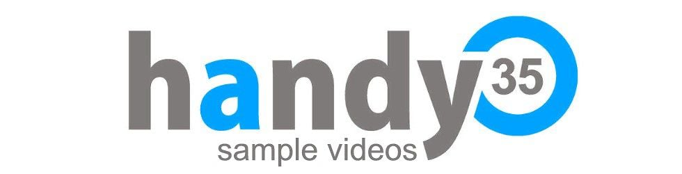 Handy35 Sample Videos