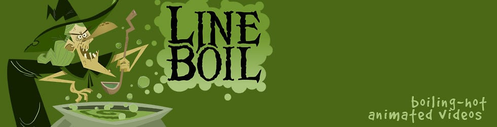 Lineboil - Boiling Hot Character Animation