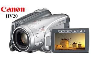 Canon HV20/30 TEST