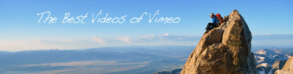 The Best Videos of Vimeo