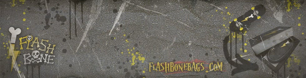 FlashBone™ Fingerboard Bags
