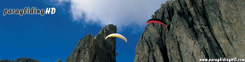 Paragliding HD