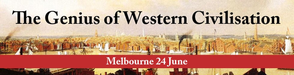 The Genius of Western Civilisation symposium