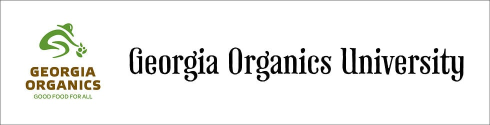 Georgia Organics University