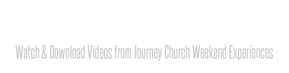 Weekend Worship Experience