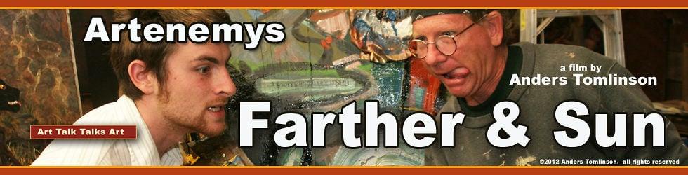 Artenemys: Marc Gould and Noah Gould - Art Talk Talks Art