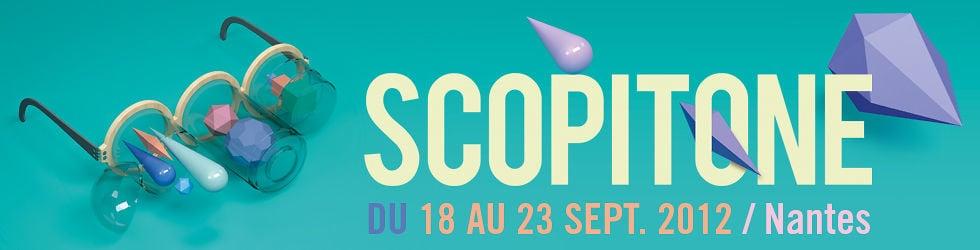 Festival Scopitone 2012 / Nantes