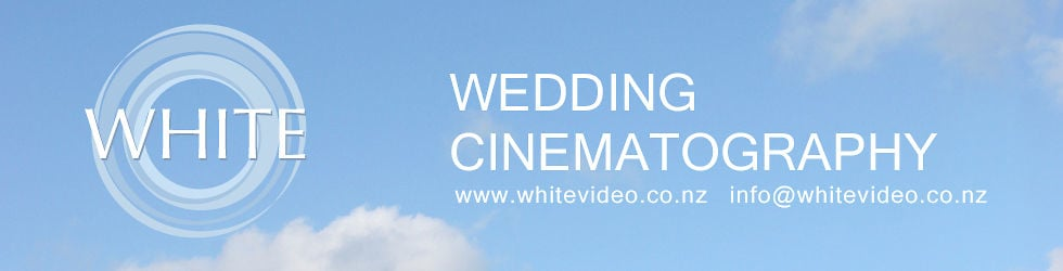 WHITE Wedding Cinematography