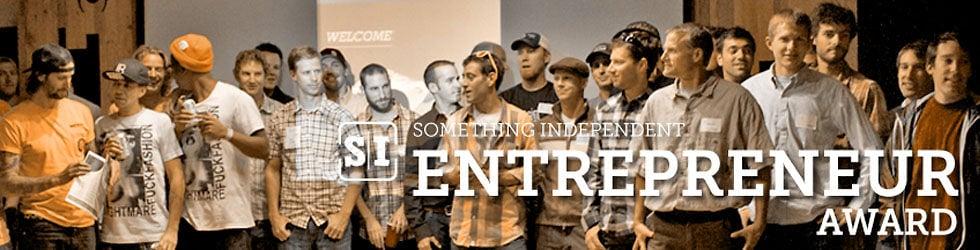 2012 Something Independent Entrepreneur Award