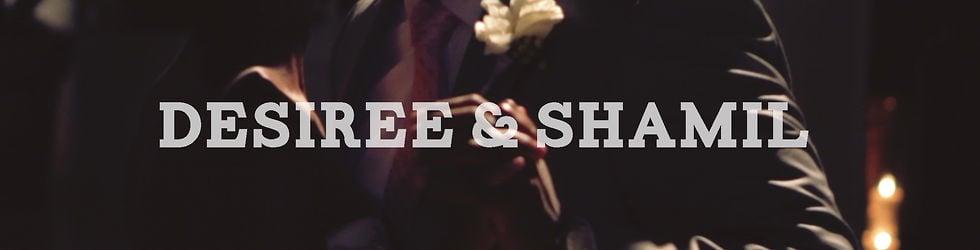 Desiree & Shamil