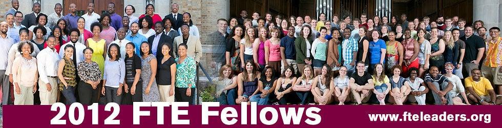 2012 FTE Fellows