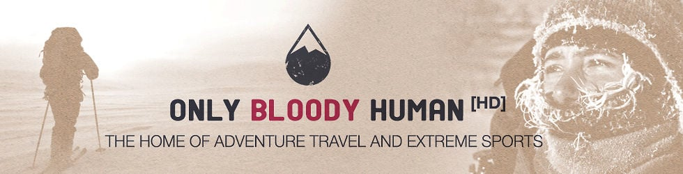 Only Bloody Human