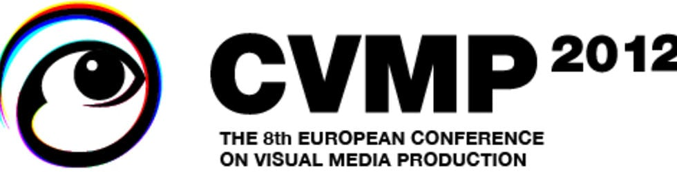 CVMP - Conference on Visual and Media Production