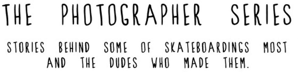 The Photographer Series