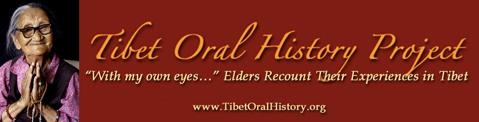 Tibet Oral History Project