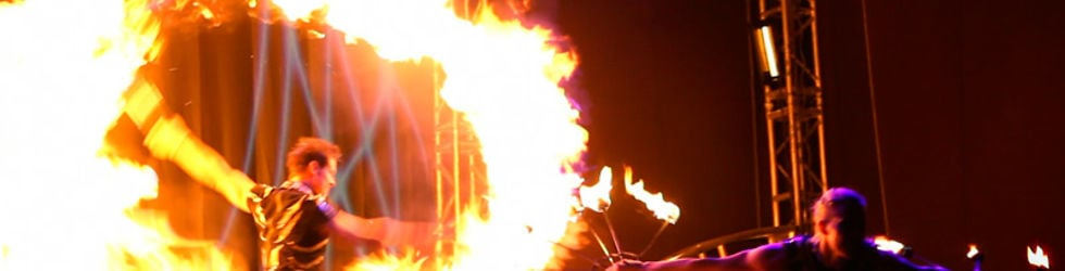 Fire, Pyrotechnics and Special Effects