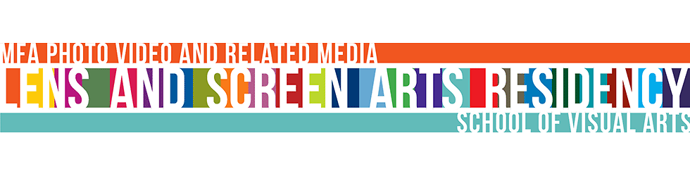 Lens and Screen Arts: The Still and Moving Image Residency