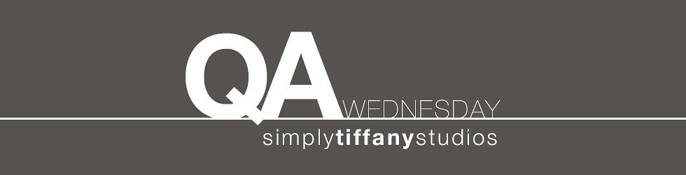 Simply Tiffany's Q&A Wednesdays