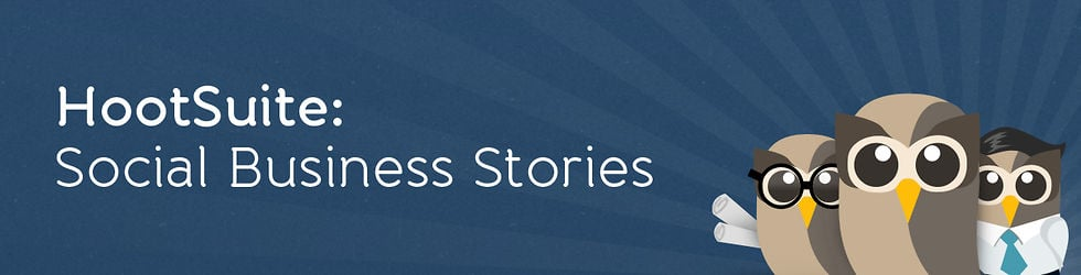 HootSuite: Social Business Stories