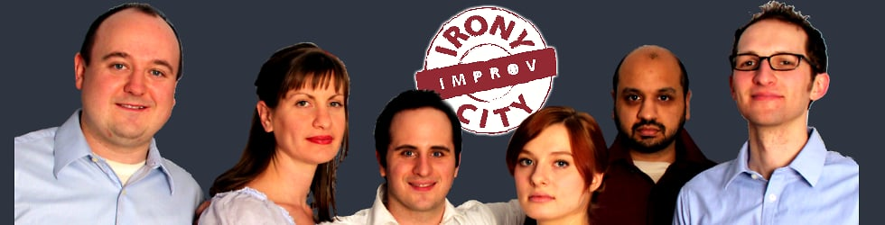 Irony City Improv