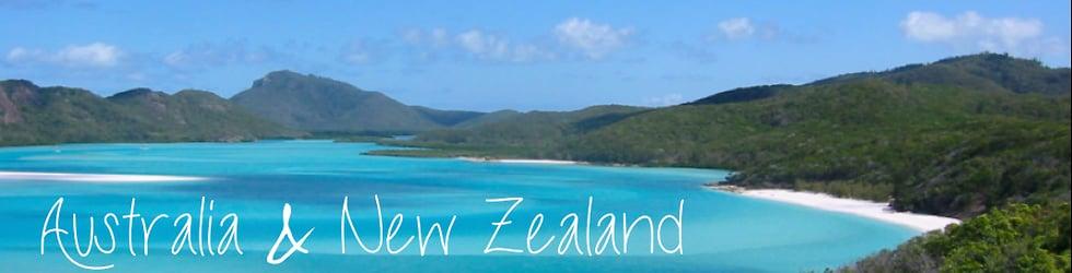 Australia & New Zealand Travel movies