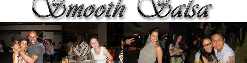 Smooth Salsa UK Monthly Parties