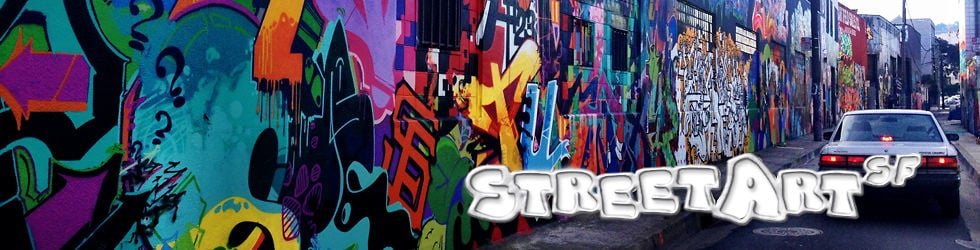 Street Art SF Recommends
