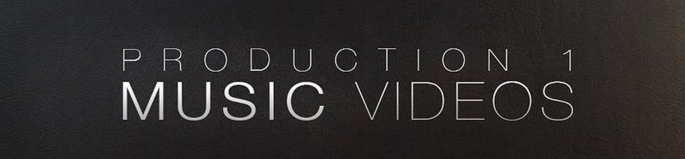 Production One Music Videos