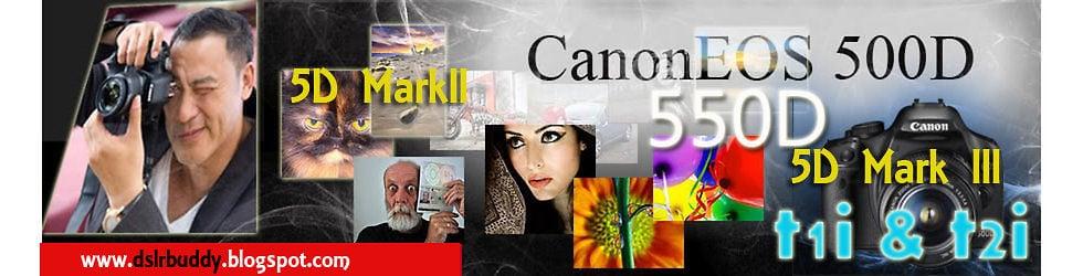 canon eos 500D, 550D, 600D, 60D 5D mark ll, 5D mark lll Videos