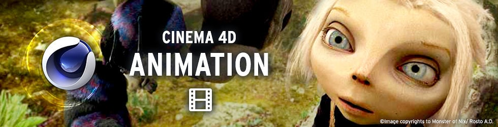 CINEMA 4D Animation