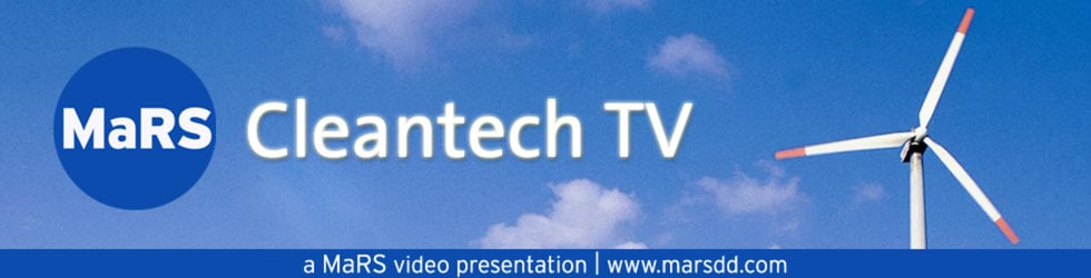 MaRS Cleantech TV