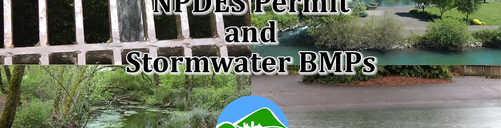 Stormwater Staff Training: NPDES Permit and Stormwater BMPs