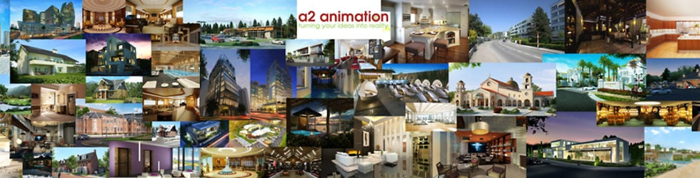 a2 architecture & interior visualization