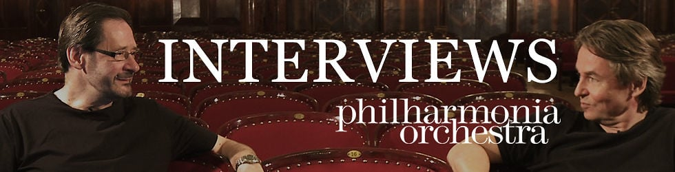 Philharmonia Orchestra: Interviews
