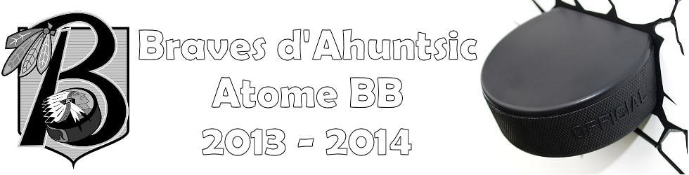 Braves Ahuntsic Atome BB 2013-2014