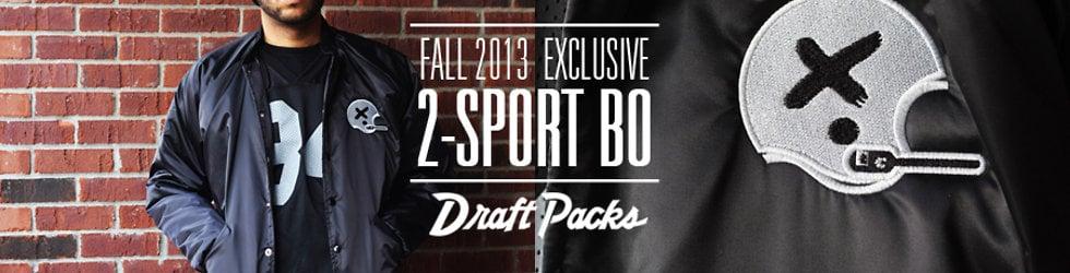 Draft Packs Premium Sportswear