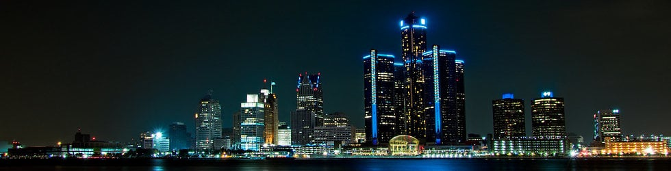 Detroit is my Home