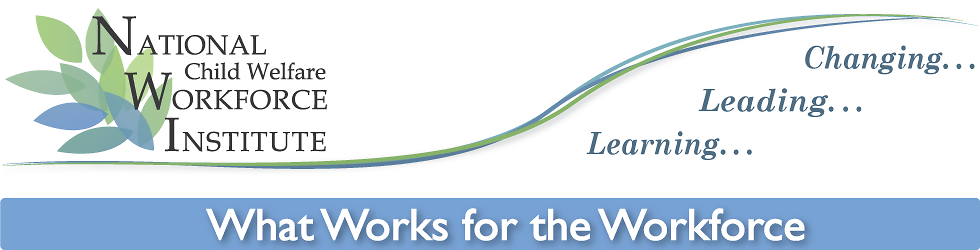 NCWWI What Works for the Workforce Webinar Series