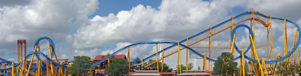 Roller Coasters HD