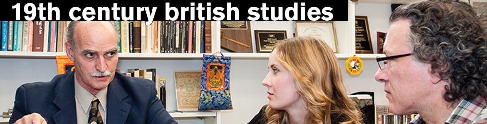 ASU English 19th Century British Studies